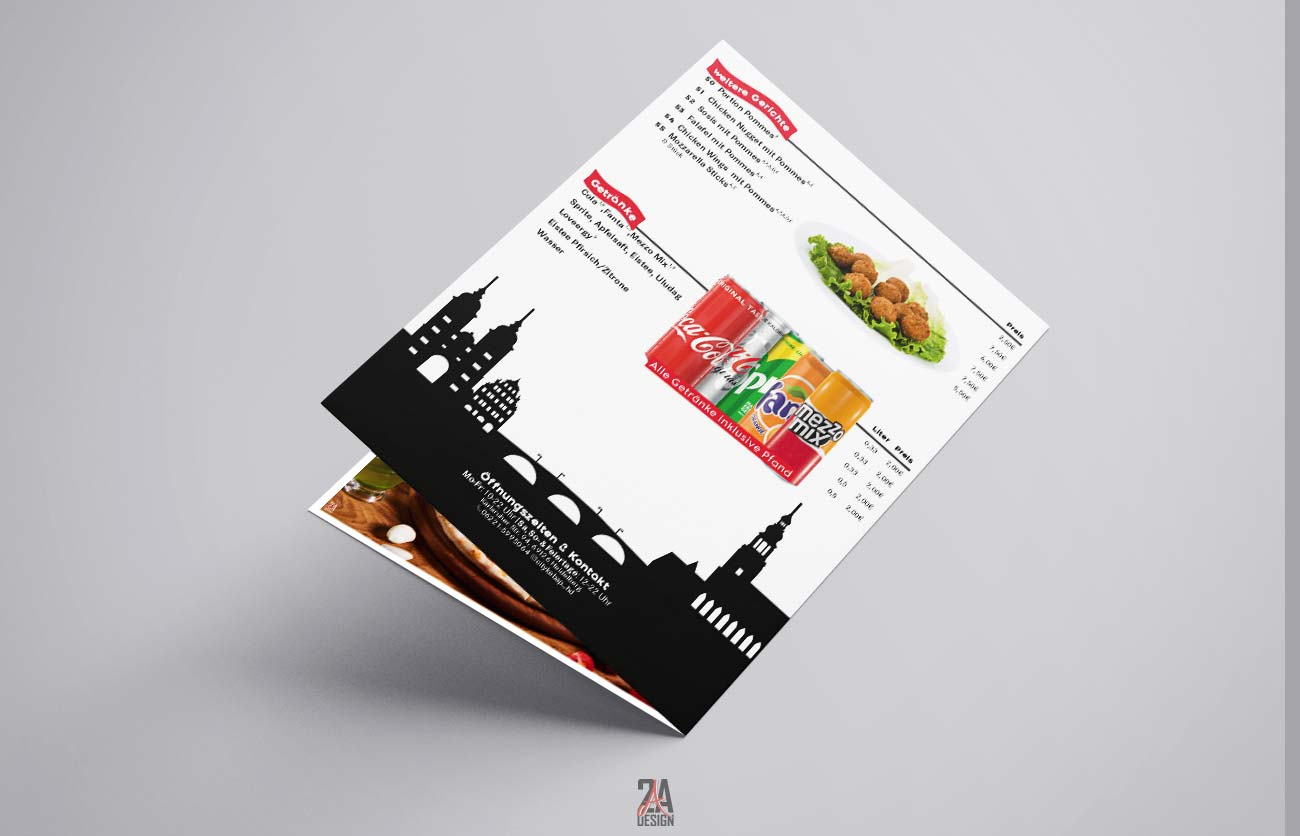 Flyer - City Kebap