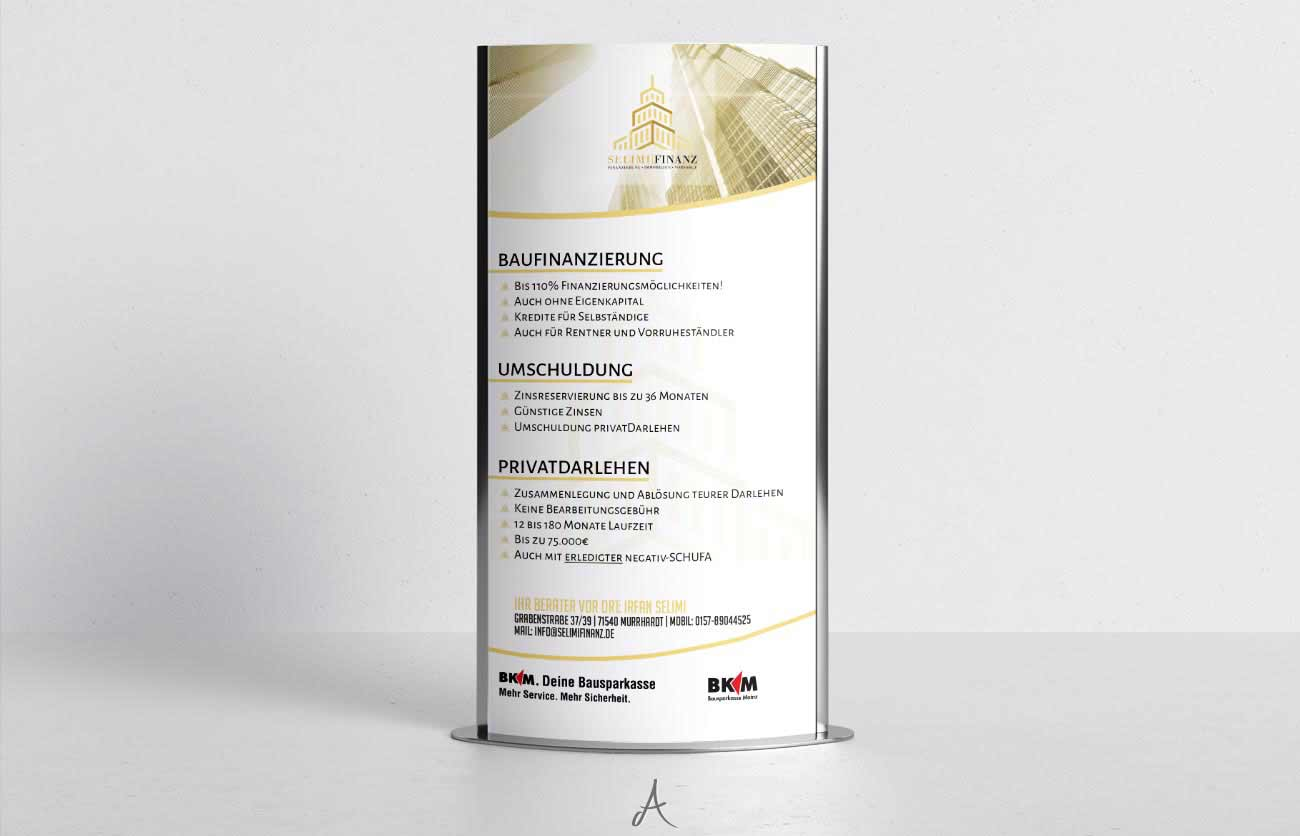 Roll-Up | Selimi Finanz